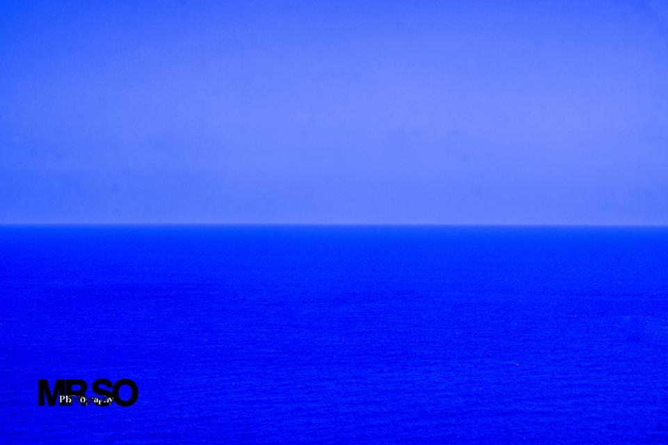Le Bleu de la mer