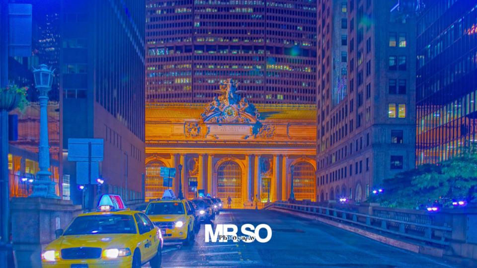 Central Station NYC par mrso.fr photographe paysage, architecture et immobilier à Orléans, 45, Loiret et Centre Val de Loire