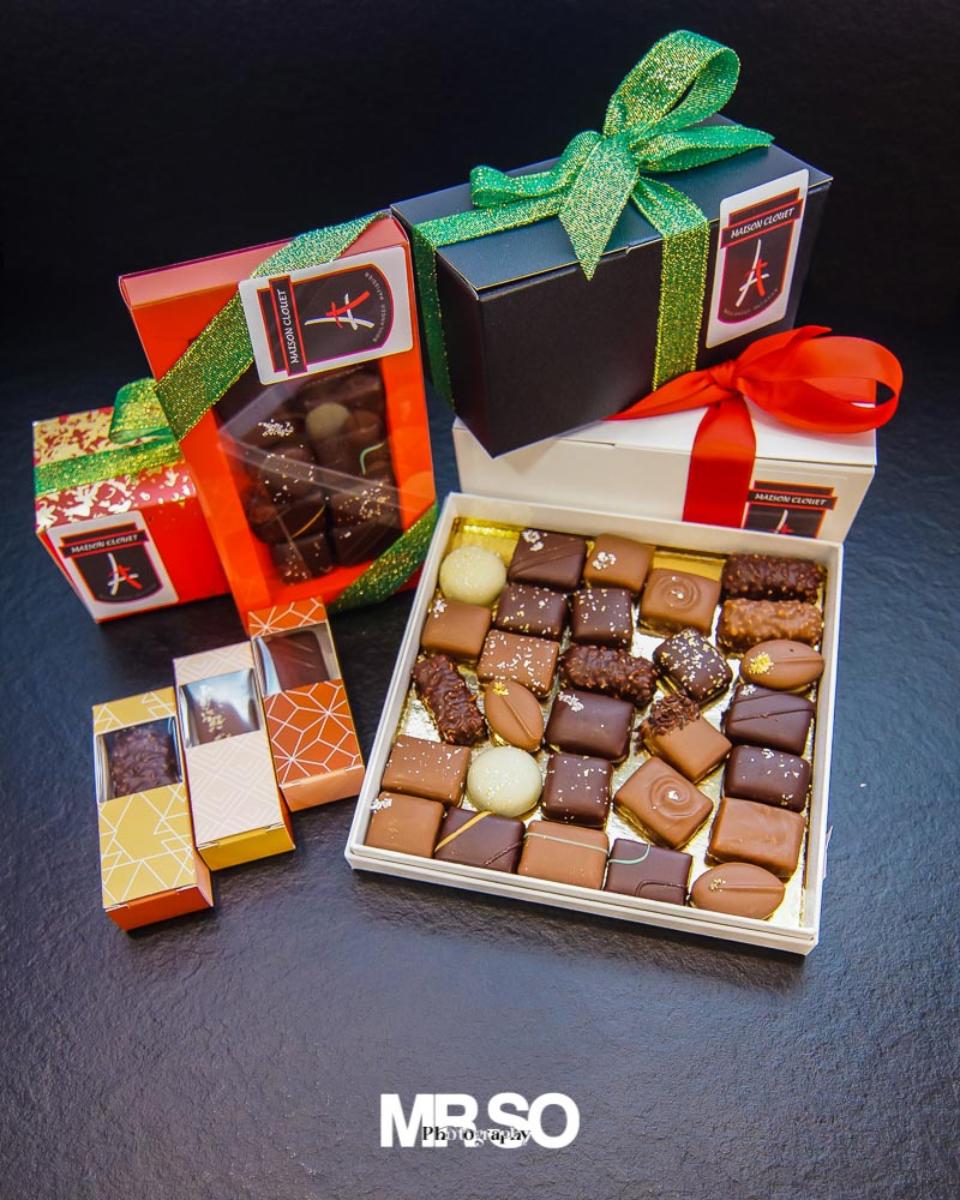 Chocolat de la Maison Huet Paris