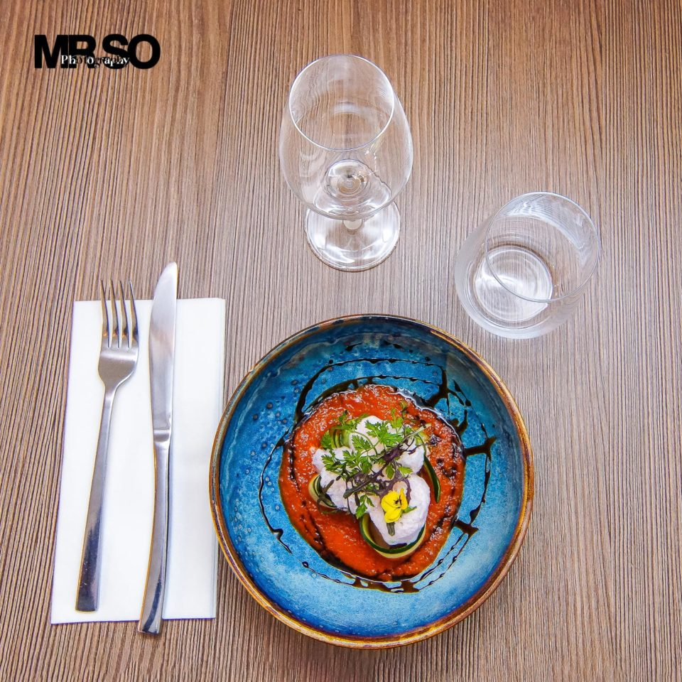 Cannelloni de courgette sauce tomate au Lion So: MrSo photographe culinaire 45 Orléans, Loiret et Centre Val de Loire